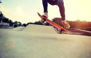 Como surgiu o Skate?